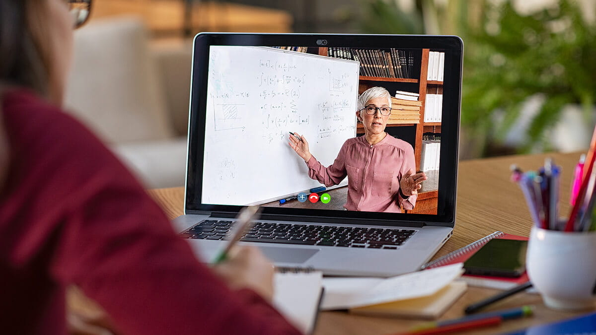 Why do people prefer online learning